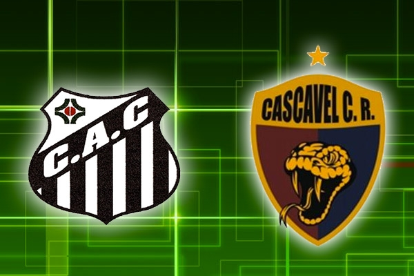 Camb� e Cascavel CR disputar�o o t�tulo da terceirona -